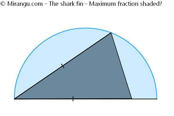 The shark fin