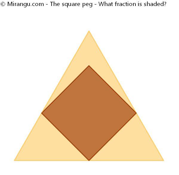The square peg