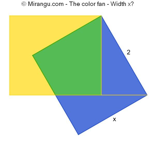 The color fan