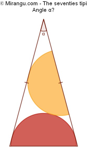 The seventies tipi