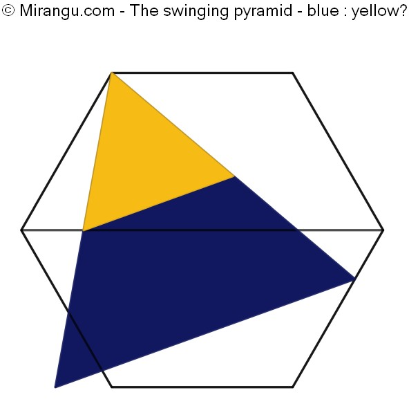 The swinging pyramid