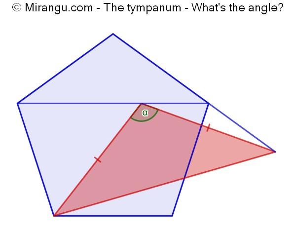The tympanum