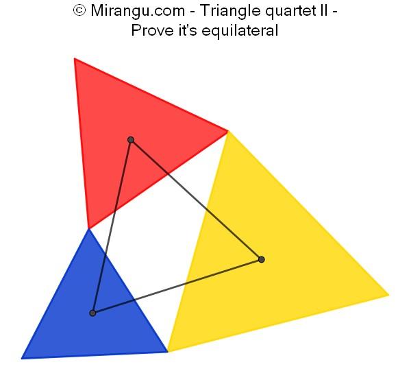 Triangle quartet II