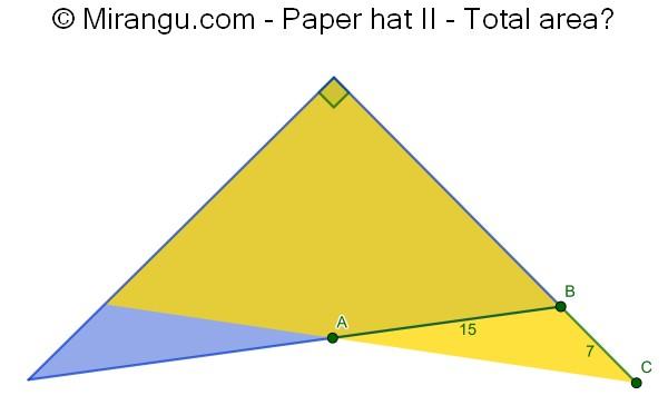 Paper hat II