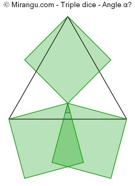 Triple dice